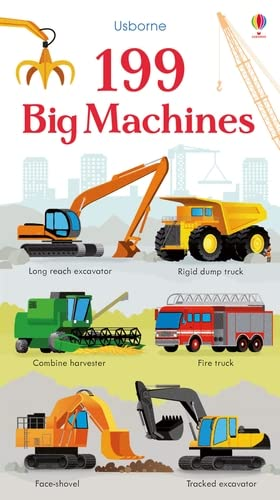 9781474952262: 199 Big Machines (199 Pictures)