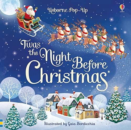 9781474952866: The Night Before Christmas (Pop-Ups)