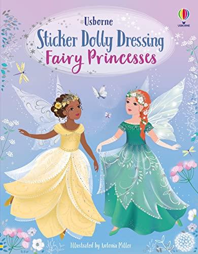 Fiona Watt, Sticker Dolly Dressing Fairy Princesses