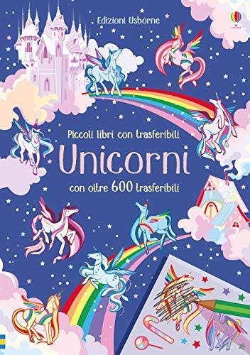 9781474954426: Unicorni. Piccoli libri con adesivi. Ediz. a colori