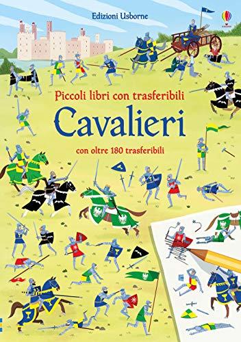 9781474963022: Cavalieri. Piccoli libri con trasferibili. Ediz. a colori
