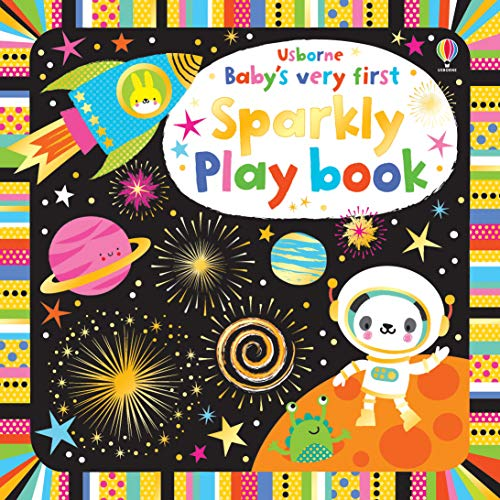 9781474967846: Baby's Very First Sparkly Playbook (Baby's Very First Books): 1