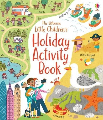 9781474968003: Little Children's Holiday Activity Book (Little Children's Pads)
