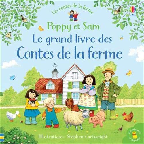 9781474968478: Poppy et Sam - Le grand livre des Contes de la ferme