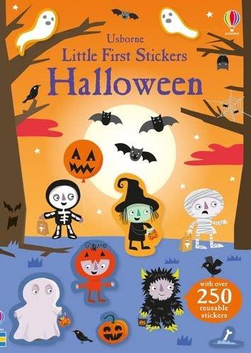9781474969277: Little First Stickers Halloween
