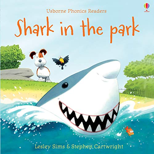 9781474970112: Shark in the Park (Phonics Readers): 1