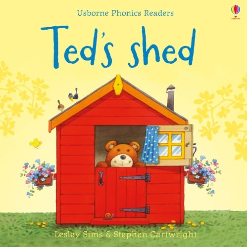 9781474970204: Ted's Shed (Phonics Readers)