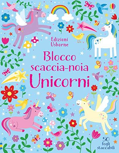 9781474972468: Unicorni. Blocco scaccia-noia. Ediz. a colori
