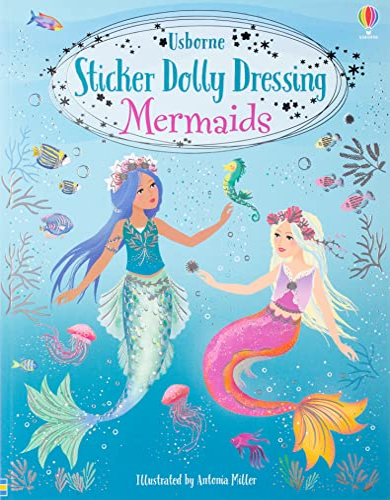 9781474973434: Sticker Dolly Dressing Mermaids