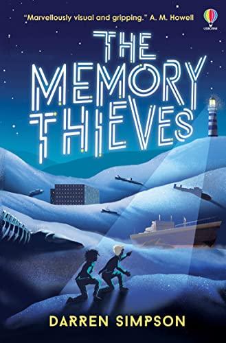 Darren Simpson, The Memory Thieves