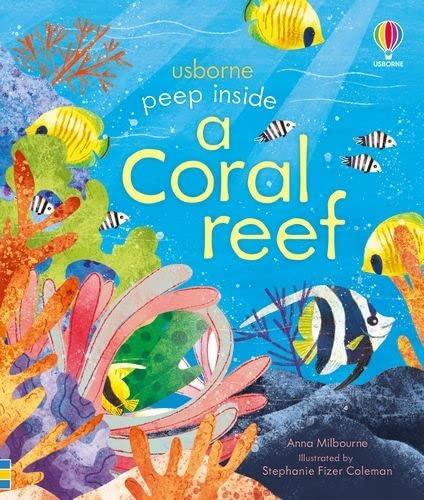 Anna Milbourne, Peep inside a Coral Reef