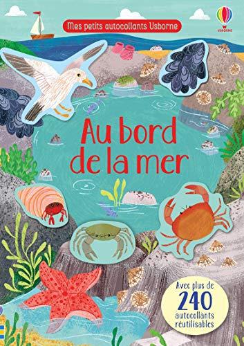 9781474983433: Au bord de la mer - Mes petits autocollants Usborne