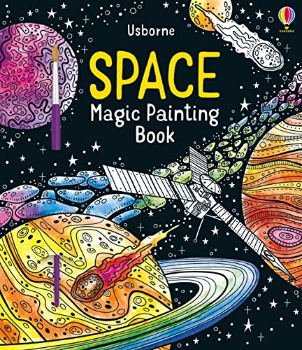 Abigail Wheatley, Space Magic Painting Book