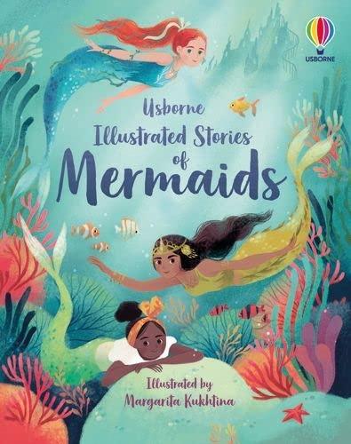 Fiona Cook  Lan    Davidson  Susanna    Firth  Rachel    Patchett, Illustrated Stories of Mermaids