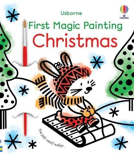Matthew Oldham, First Magic Painting Christmas