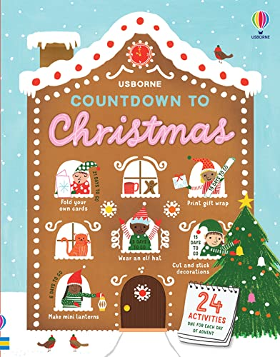 Abigail Maclaine  James    Wheatley, Countdown to Christmas