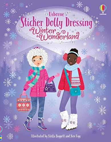 Watt, Fiona,Sticker Dolly Dressing Winter Wonderland