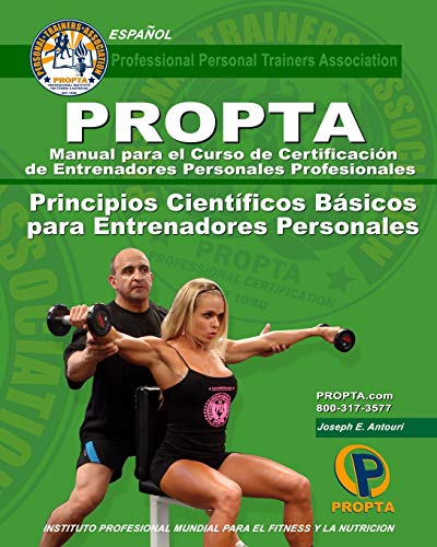 9781475001174: Manual para el Curso de Certificación de Entrenadores Personales Profesionales (Spanish Edition)