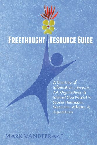 9781475020359: Freethought Resource Guide: A Directory of Information, Art, Organizations, and Internet Sites Related to Secular Humanism, Skepticism, Atheism, and Agnosticism
