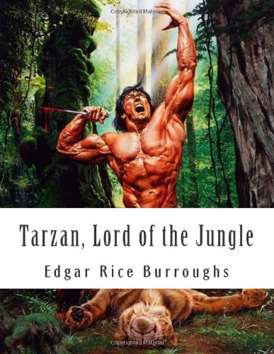 9781475029703: Tarzan, Lord of the Jungle