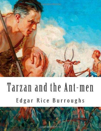 9781475029864: Tarzan and the Ant-men