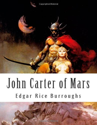 9781475031010: John Carter of Mars