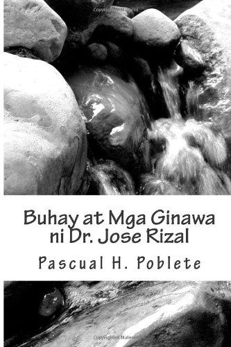 9781475053777: Buhay at Mga Ginawa ni Dr. Jose Rizal (Tagalog Edition)