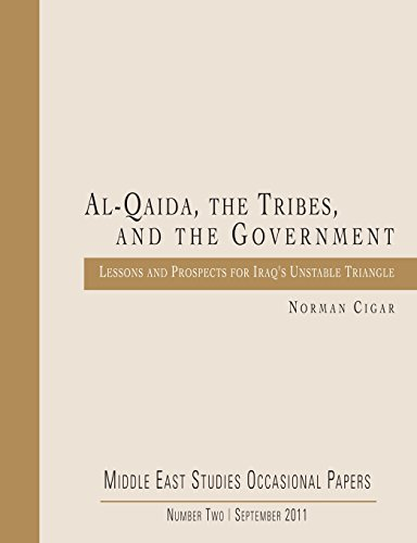 9781475058703: Al-Qaida, the Tribes,and the Government: Lessons and Prospects for Iraq's Unstable Triangle