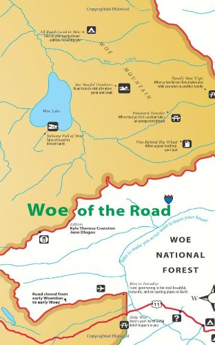 Woe of the Road: Cranston, Kyle Therese, and Jenn Dlugos, Editors