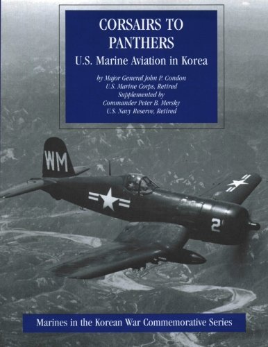 9781475062809: Corsairs to Pathers: U.S. Marine Aviation in Korea: Marines in the Korean War Commemorative Series