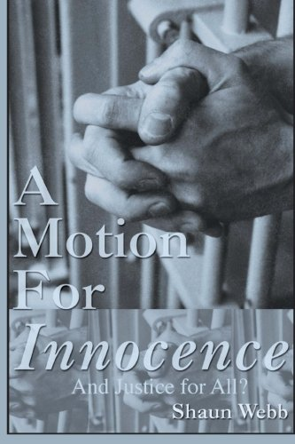 9781475073348: A Motion for Innocence...And Justice for All?