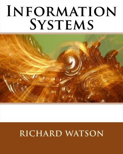9781475074925: Information Systems