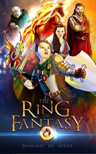 9781475077452: The Ring of Fantasy (Volume 1)