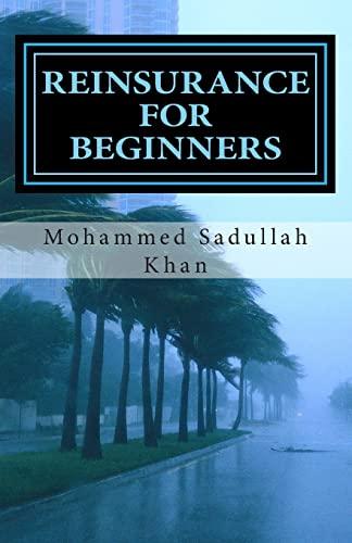 9781475092400: Reinsurance for Beginners