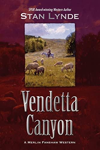 9781475094565: Vendetta Canyon