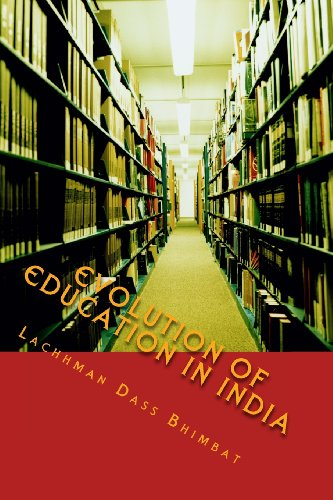 9781475100563: Evolution of education in India: A historical perspective