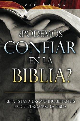 9781475111347: ¿Podemos Confiar en la Biblia? (Spanish Edition)