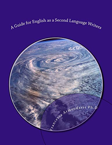 9781475119343: A Guide for English as A Second Language Writers