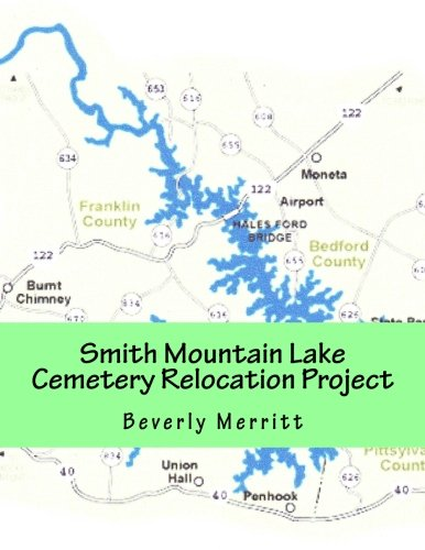 9781475127966: Smith Mountain Lake Cemetery Relocation Project
