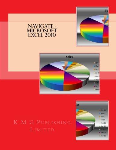 9781475129915: Navigate - Microsoft Excel 2010