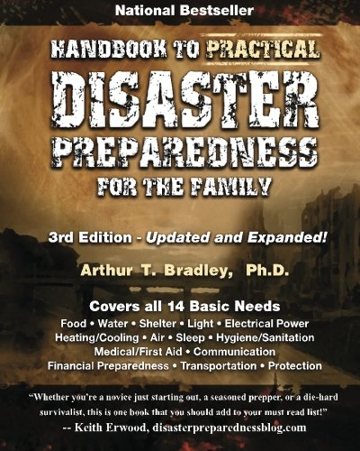 9781475136531: Handbook to Practical Disaster Preparedness for the Family, 3rd Edition