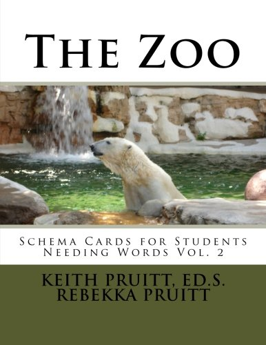 9781475140224: The Zoo: Schema Cards for Students Needing Words Vol. 2