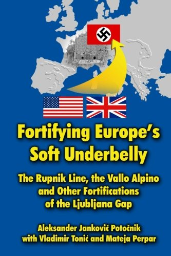 Fortifying Europes Soft Underbelly: The Rupnik Line,: Vladimir Tonic