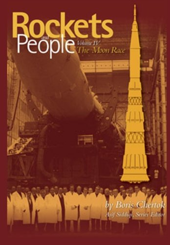 9781475143751: 4: Rockets and People Volume IV: The Moon Race