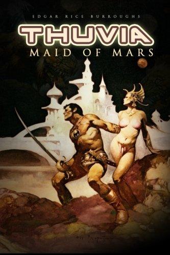 9781475144444: Thuvia, Maid of Mars