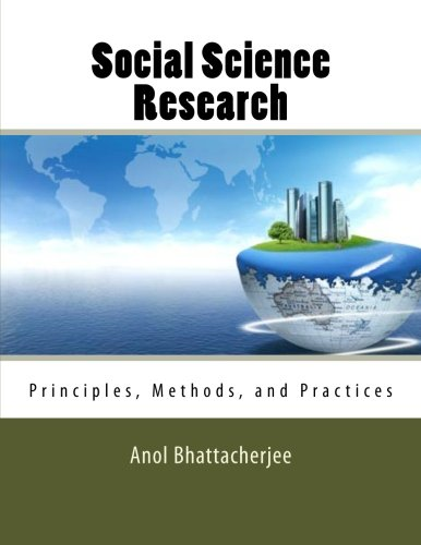 9781475146127: Social Science Research: Principles, Methods, and Practices