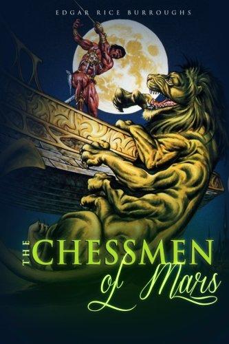 9781475157994: The Chessmen of Mars
