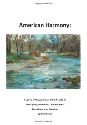 9781475162592: American Harmony (Volume 3)