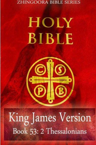 9781475164107: Holy Bible, King James Version, Book 53 2 Thessalonians