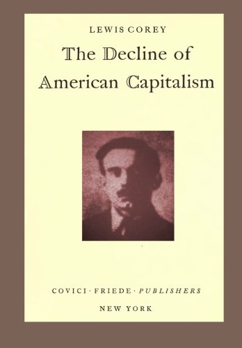 9781475167092: The Decline of American Capitalism